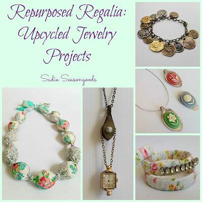upcycled jewelry projects