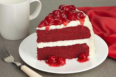Resep Red Velvet Cake
