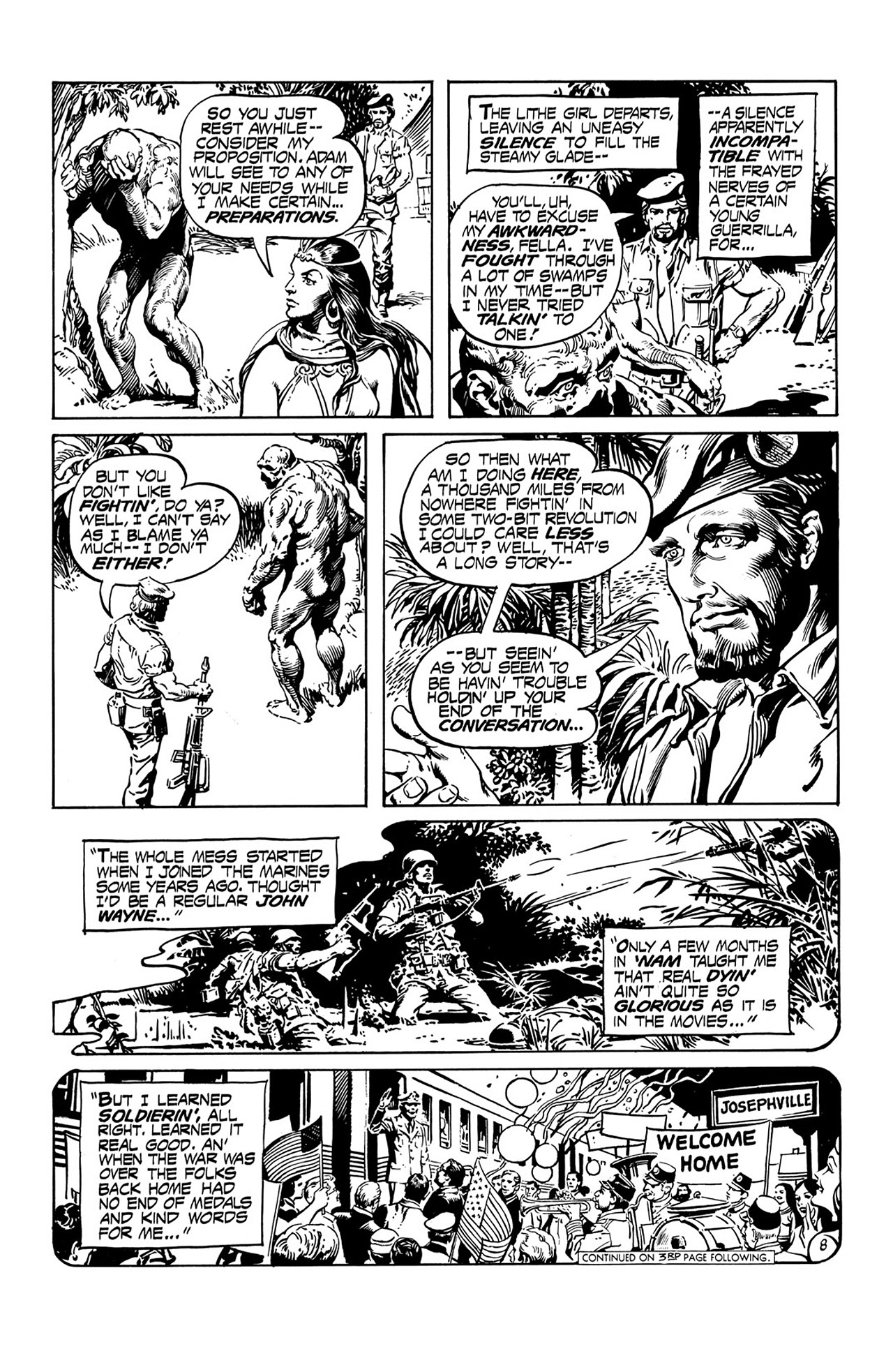 Swamp Thing (1972) Issue #16 #16 - English 9