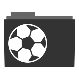 Football Game folder icon