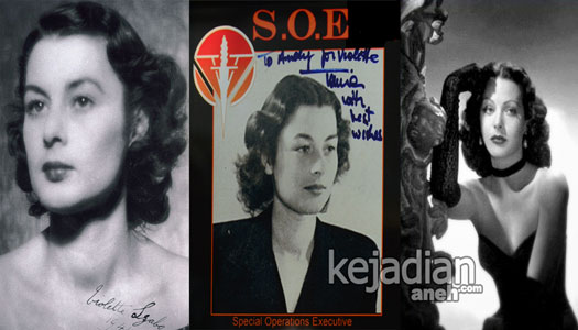 Agen Intelijen 13 Agen Rahasia Wanita Terbaik Dunia