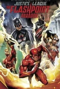 La Liga de la Justicia: La Paradoja del Tiempo – DVDRIP LATINO