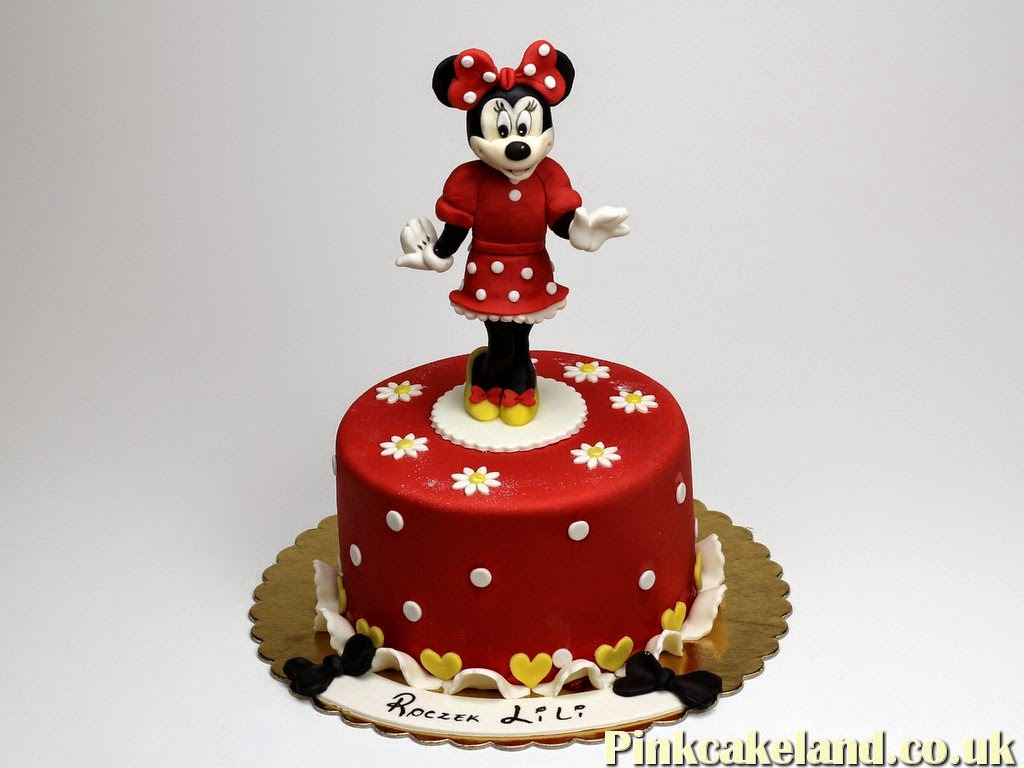 Minnie Mouse Cake, Guildford