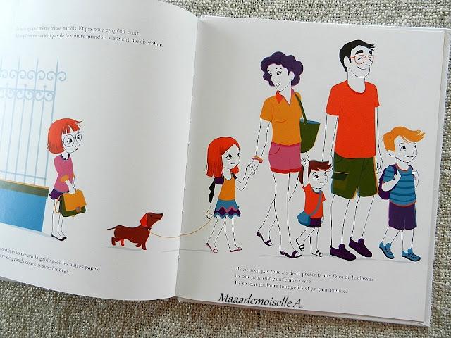 || Les papas de Violette (Présentation & Avis)(Chut, les enfants lisent # 79)