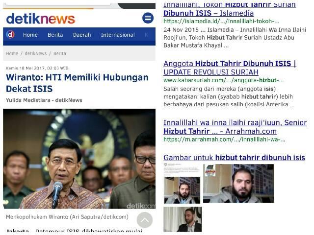 Nah! Fitnah Wiranto tentang Hizbut Tahrir Indonesia dibongkar Oleh Komunitas Royatul Islam!
