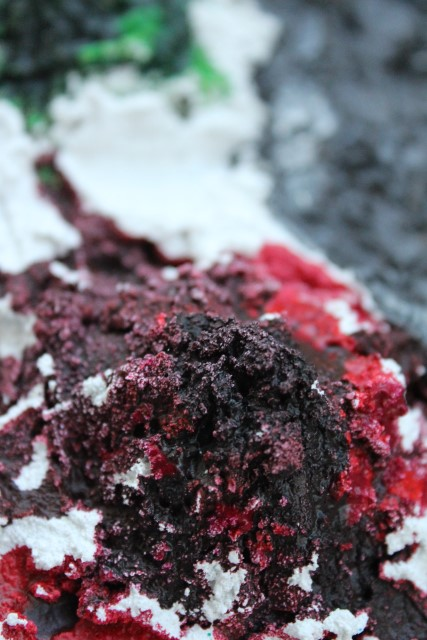 Blutmond - Roter Berg