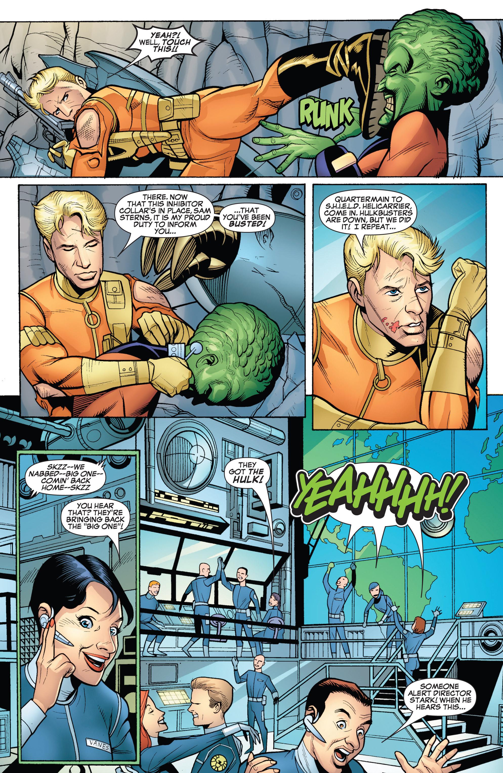 Read online She-Hulk (2005) comic -  Issue #18 - 14