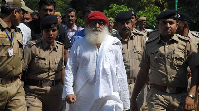 Indian court jails controversial guru Asaram Bapu for life over rape of teenage girl