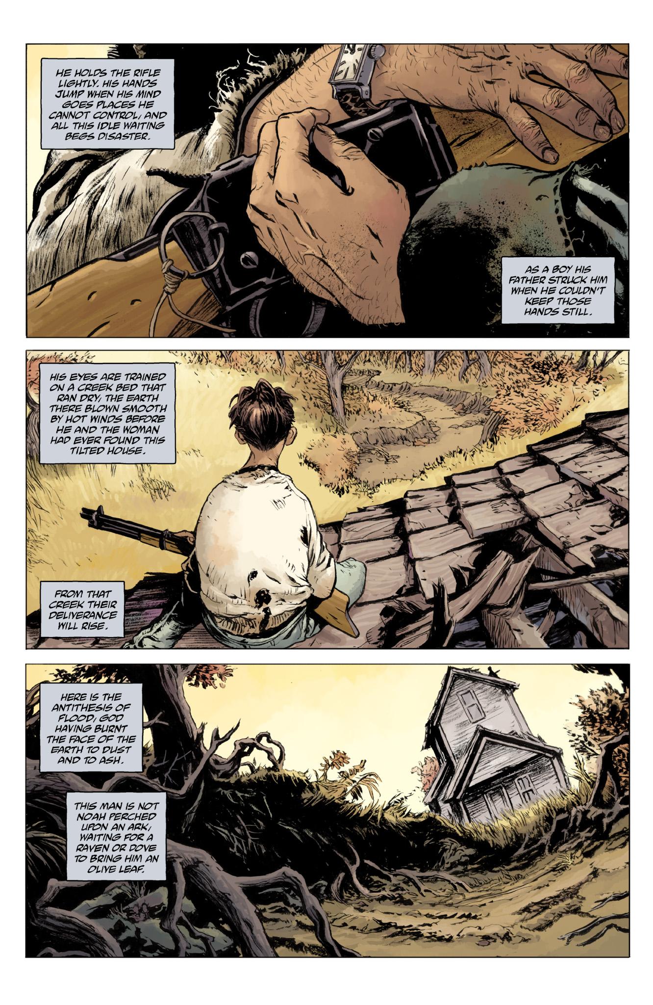 Read online Abe Sapien comic -  Issue #12 - 3
