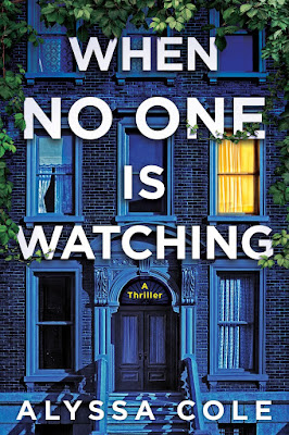 https://www.goodreads.com/book/show/49398072-when-no-one-is-watching