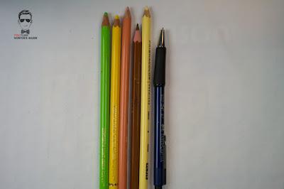 شرح ادوات الرسم