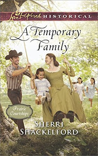 Heidi Reads... A Temporary Family by Sherri Shackelford