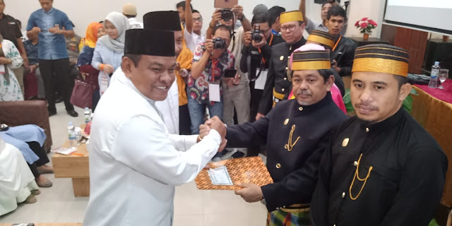 Penetapan Pasangan Tafa'dal Tidak Dihadiri Bekas Komisioner KPU Bone, Ini Penyebabnya