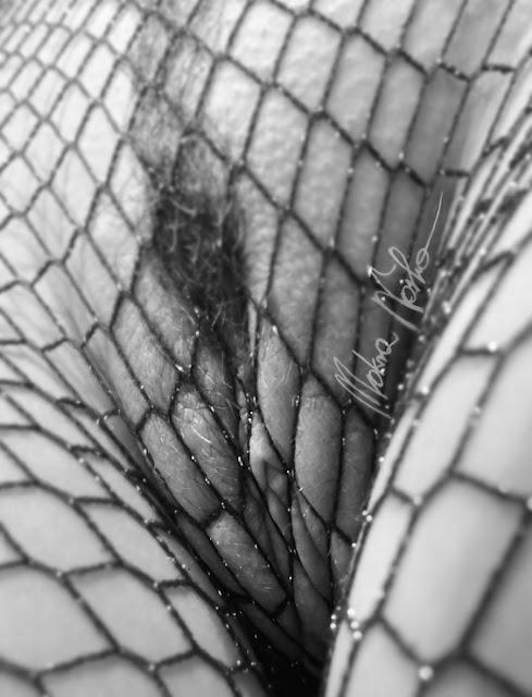 mokra norka, noszona bielizna, opowiadania erotyczne