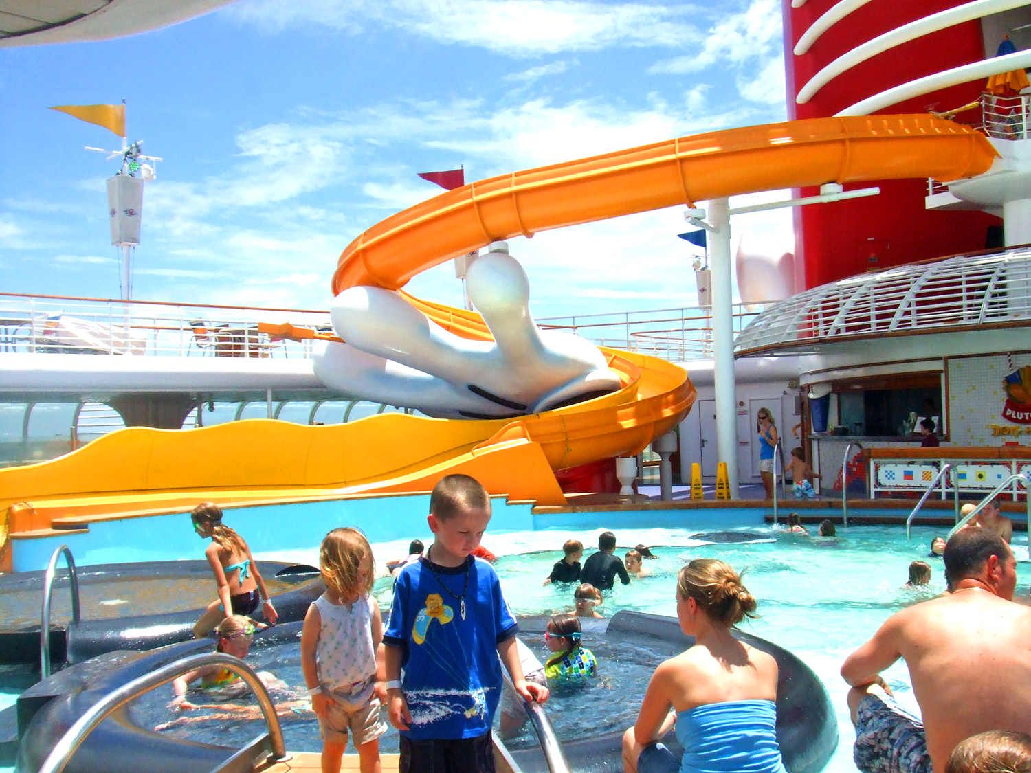 BEST VACATION EVER: The Disney Wonder