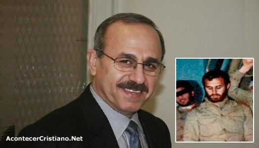 ex terrorista Daniel Shayesteh, fundador de Hezbolá
