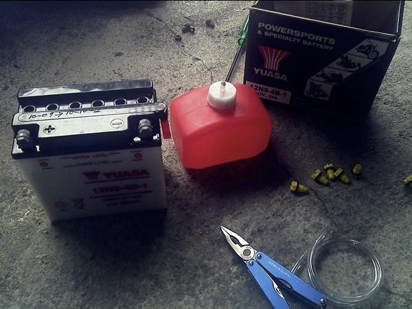 Bateri YUASA 12N9-4B-1