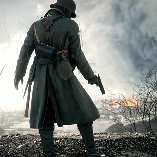 Battlefield Soldier 1 Wallpaper Engine