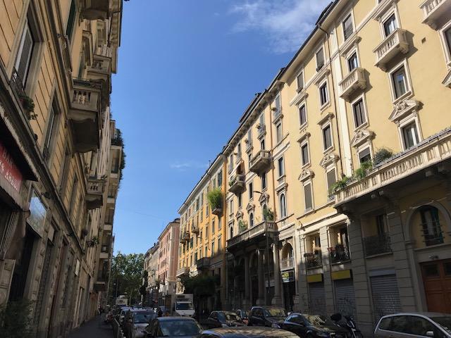 女一人旅、ミラノの街をきままに散策