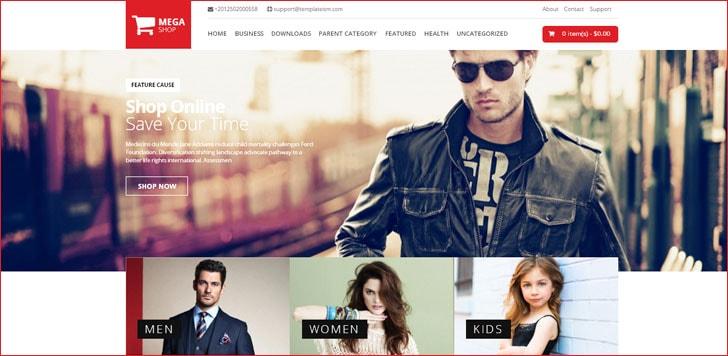 Daftar Koleksi Template Blogger Terbaik untuk Toko Online
