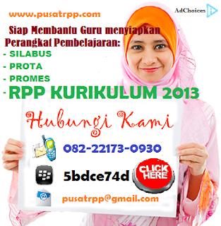 RPP SKI Kurikulum 2013 Kelas X dan XI MA