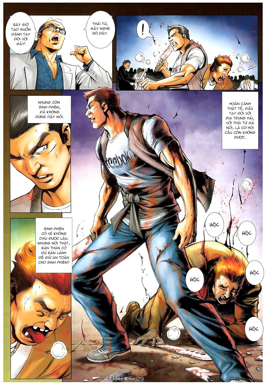 Người Trong Giang Hồ - Chapter 1227: Thái Tử Chung Cực Chiến - Pic 25