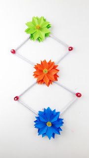 Origami Videotutorials How To Make Wall Hanging With Paper Wall