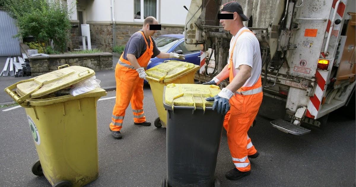 Auf-frischer-Tat-ertappt-Polizei-nimmt-orange-gekleidete-M-lldiebe-fest