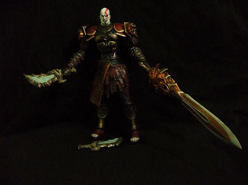 Koala Action Figures: Kratos - God of War (Ares Armor Kratos)