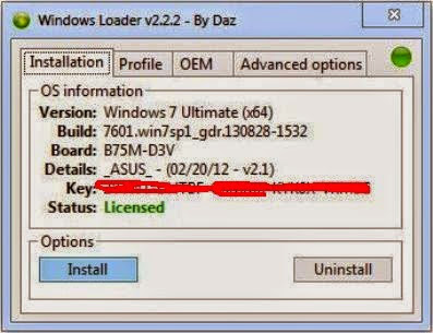 Download Windows Loader 2.2 (ativador do windows 7)