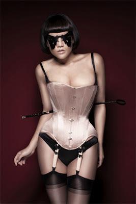 corsetorium silk corset tessa kuragi london kensington luxury lingerie