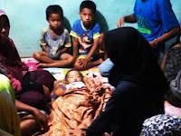 Ibunya Mencuci Pakaian, Balita Umur Satu Tahun Tewas Tenggelam Di Sawah