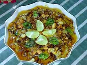 Hyderabad Haleem di India