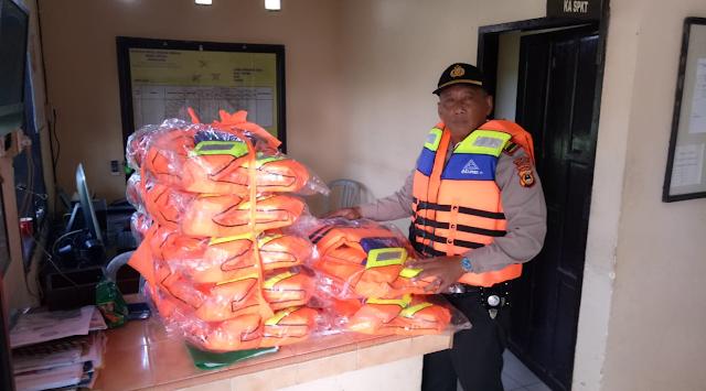 Antisipasi Bencana Banjir di Ganra, Kapolsek Siapkan Ini