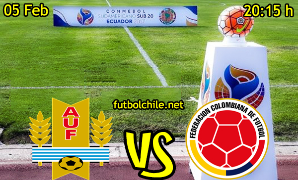 Ver stream hd youtube facebook movil android ios iphone table ipad windows mac linux resultado en vivo, online: Uruguay vs Colombia