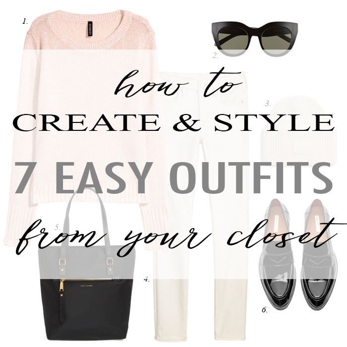 closet basic wardrobe