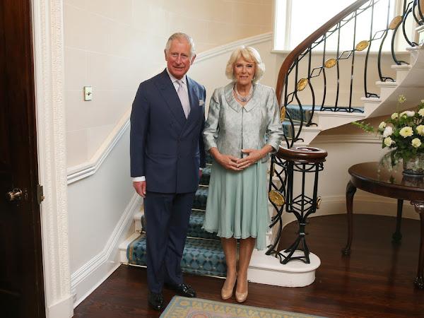 Wizyta księcia Karola i Camilli w Północnej Irlandii i Irlandii.