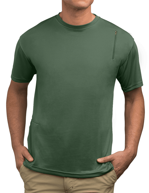 Performance T-Shirt. Made for your active lifestyle