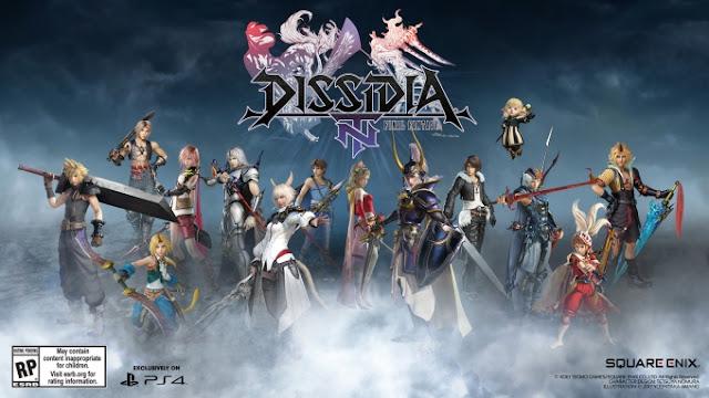 Dissidia Final Fantasy NT añadirá nuevo personaje el día 13