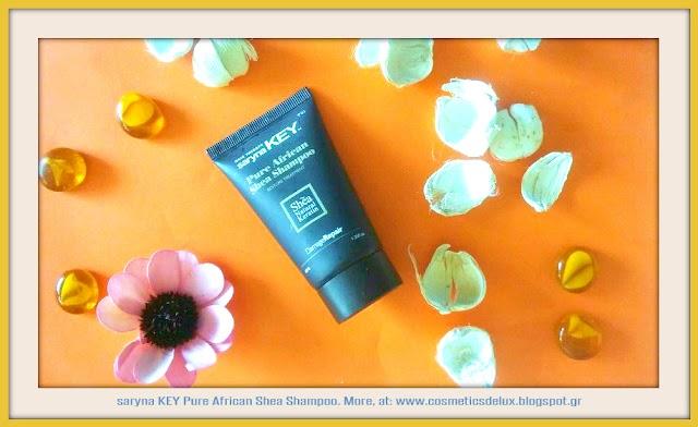 saryna KEY Pure African Shea Shampoo, Damage Repair