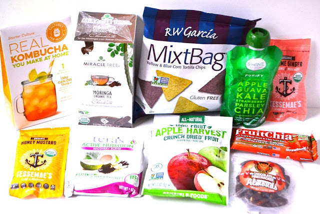 October FitSnack Box