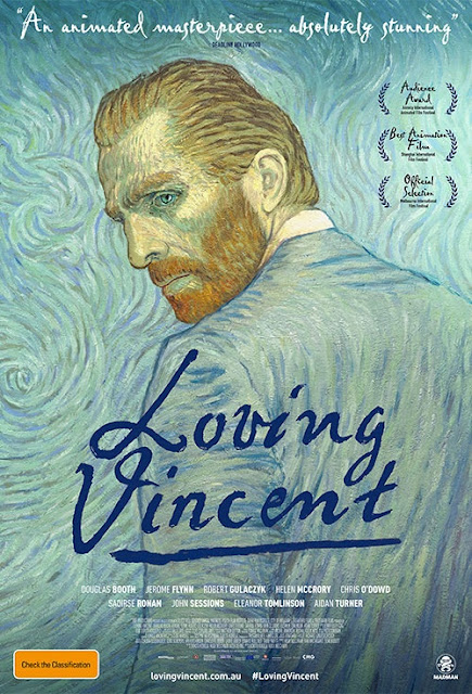 Loving Vincent (2017) ταινιες online seires oipeirates greek subs