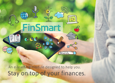 FinSmart Personal Wealth Management e-learning Brought by Finsafe