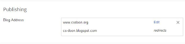 How to Setup custom Domain on your Blogger/Blogspot Hosted Blog