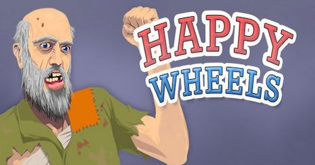 Happy Wheels- Unblocked Games at School
