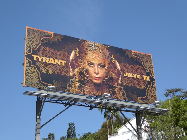 Tyrant season 3 billboard