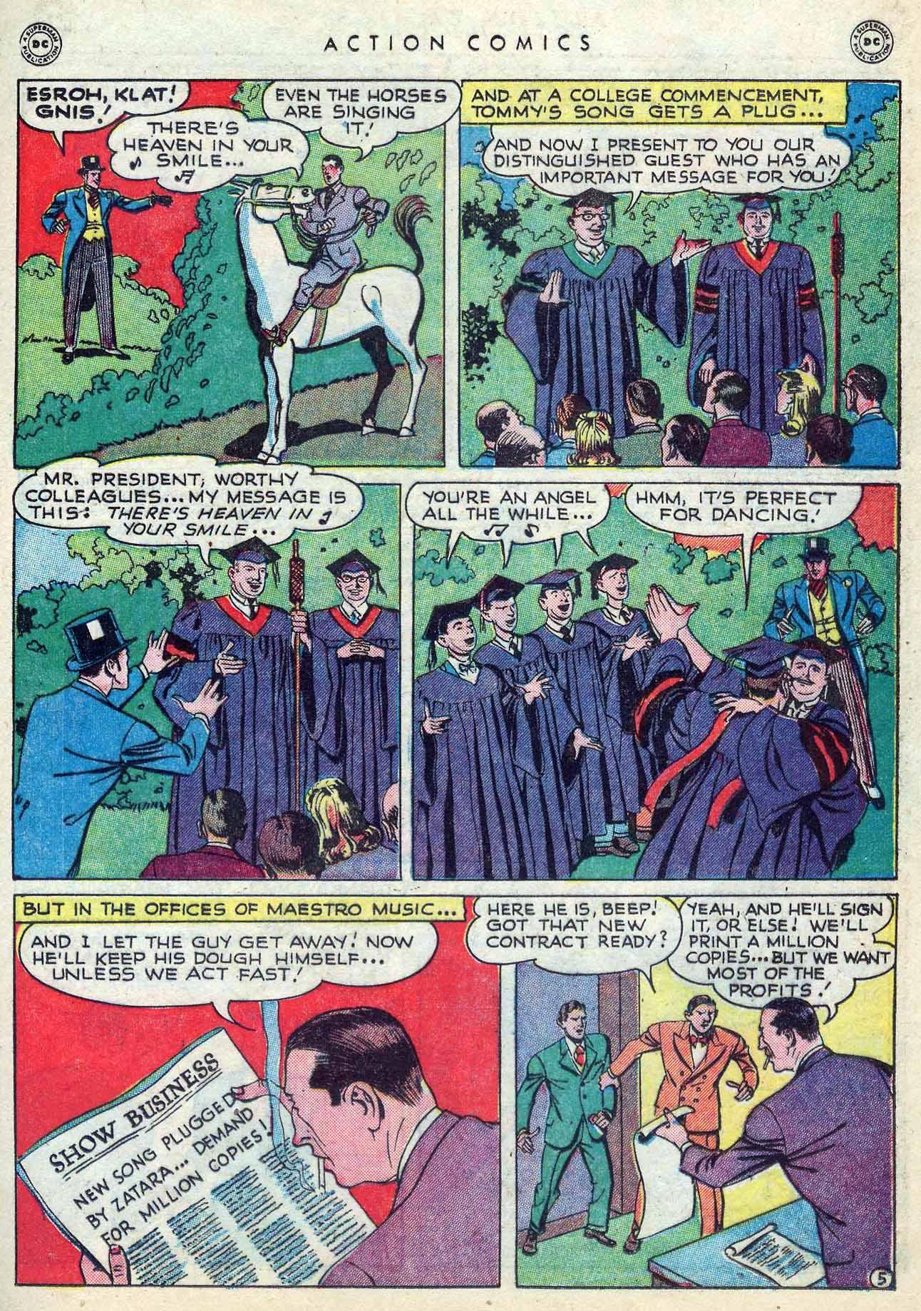 Action Comics (1938) 127 Page 36