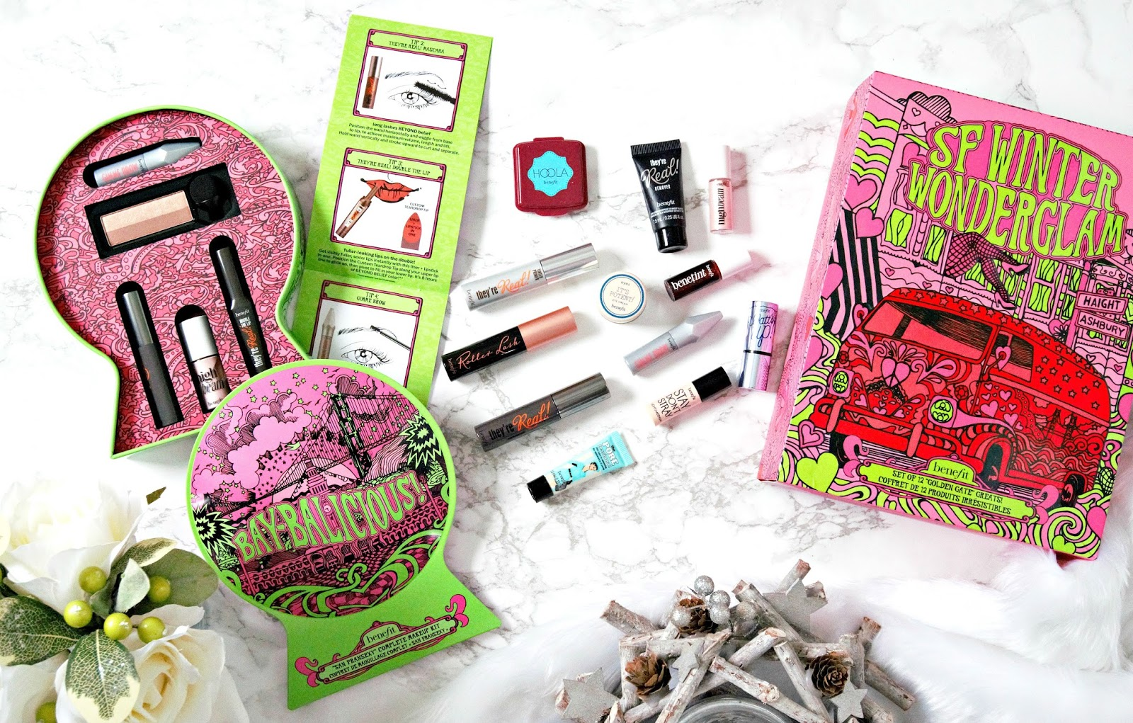 Benefit BAYbalicious & Benefit Advent Calendar 2017