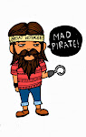 I AM MAD PIRATE!