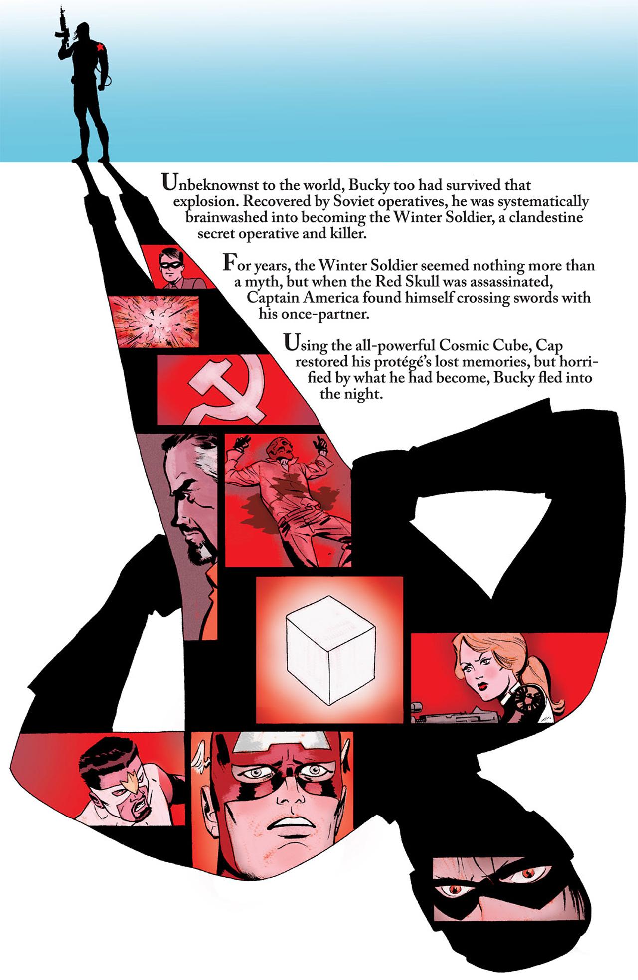Read online Captain America (2005) comic -  Issue #50 - 35